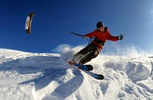 Snowkiter