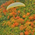 Parapente-automne